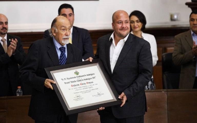 Falleció Guillermo García Oropeza