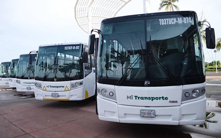 Arranca Puerto Vallarta el modelo Mi Transporte