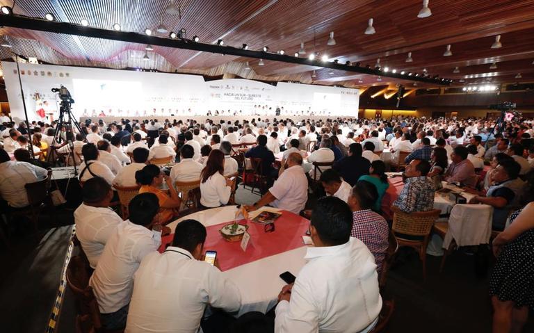 Empresarios mantienen compromiso de hacer crecer economía del país 4%