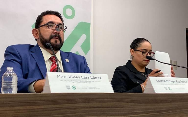 Aún no hay detenidos por violación a joven en Azcapotzalco: PGJ