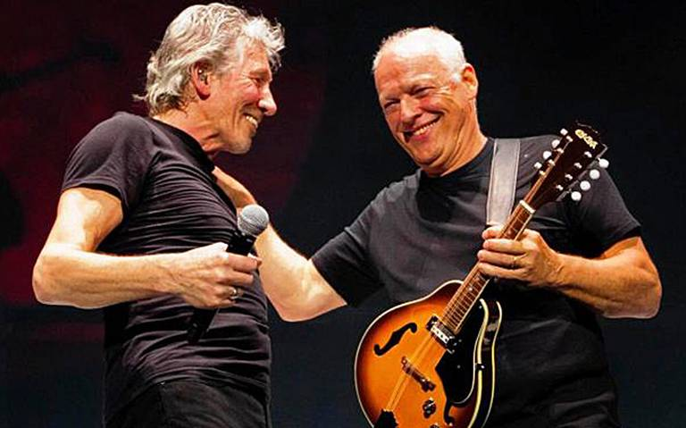 Pink Floyd reúne material inédito en The later years