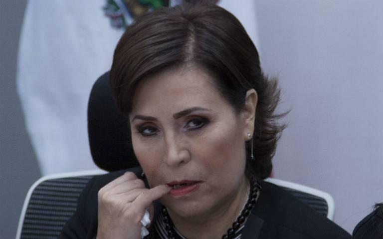 Rosario Robles pide a presidente de la Corte un proceso apegado a derecho