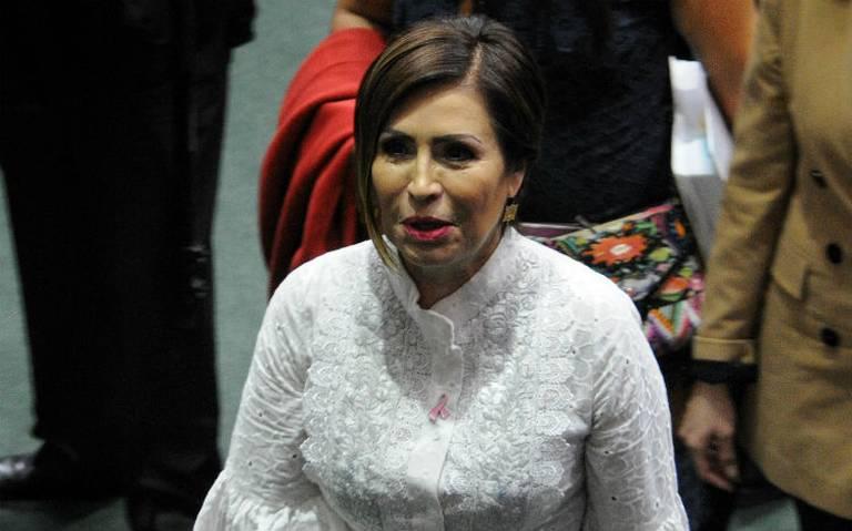 Fiscalía debe concluir investigación contra Rosario Robles: AMLO