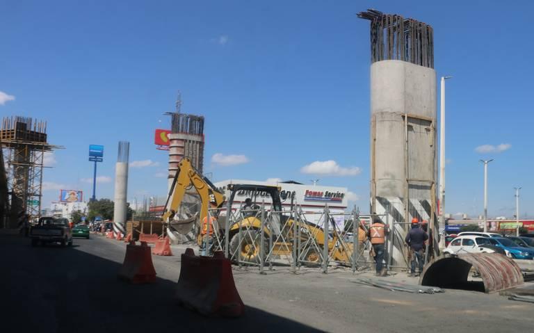 Seguirán implementando dispositivos de movilidad en el distribuidor Juárez