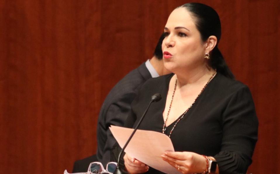 La tarea ahora en adelante es fortalecer al Senado de la República con madurez: Mónica Fernández