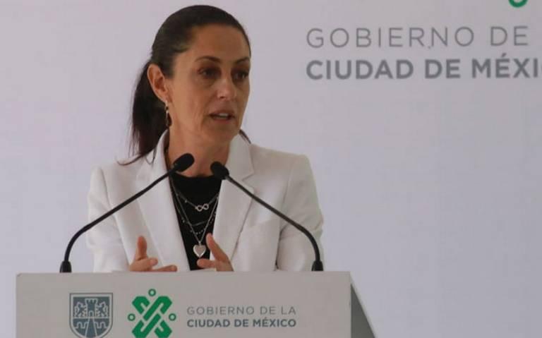 Sheinbaum abre foros y mesas para enfrentar violencia de género
