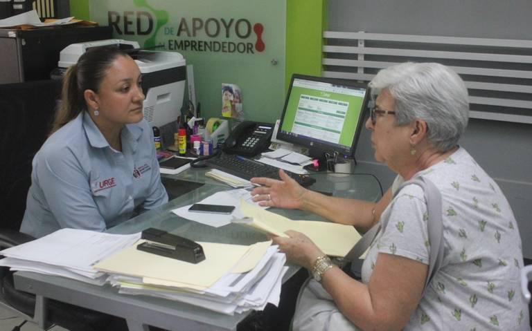 Más de 7 mil emprendedores han sido atendidos por URGE en Mazatlán