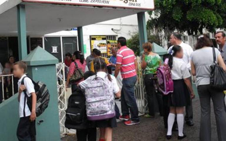 Suspenden clases en Sinaloa por paso de tormenta Ivo