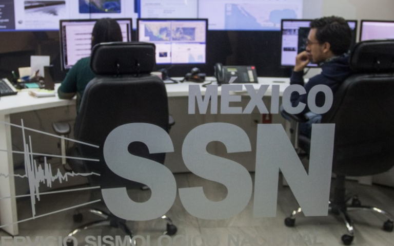 Reportan sismo de magnitud 4.8 en Oaxaca
