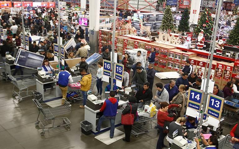 Consumo privado retrocede 0.2% en mayo