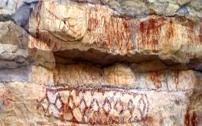 Pinturas rupestres de Tamaulipas