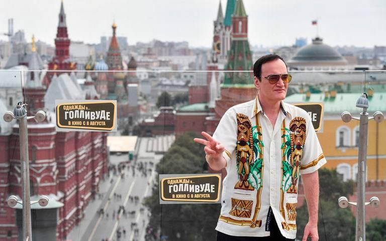 Quentin Tarantino prepara su último filme