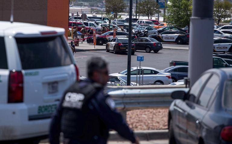 Tiroteo en Walmart de El Paso, Texas, deja un muerto