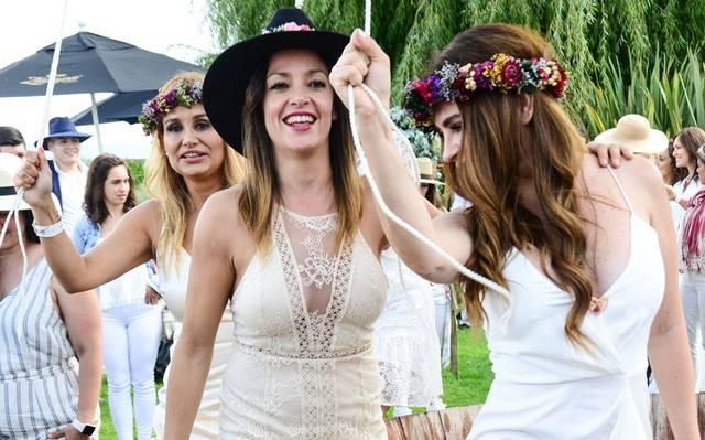 Celebran la primera fiesta del vino en San Miguel de Allende