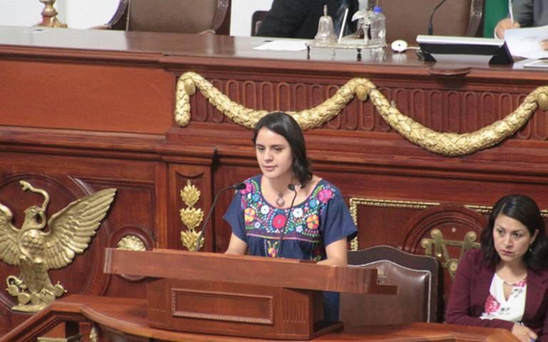 Basta del acoso sexual a las mujeres, pide diputada petista Circe Camacho