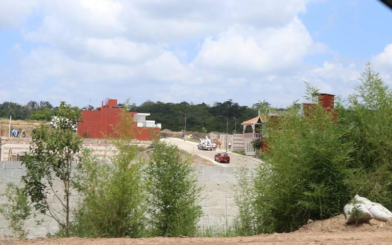"""Mancha urbana acaba con cultivos de la región; los sustituyen por """"siembras de concreto"""""""