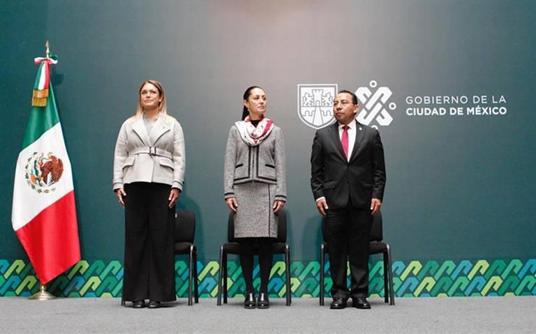 Celebra Gobierno de la CDMX su primer Grito de Independencia
