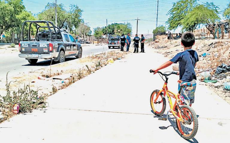 Sonora, sin policías para combatir el narco