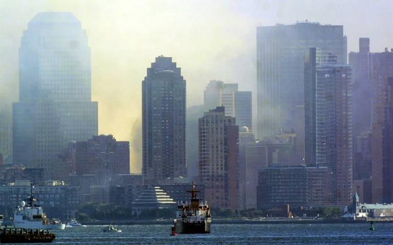 Aparecen casos de cáncer en NY relacionados a nube tóxica tras ataque del 11-S
