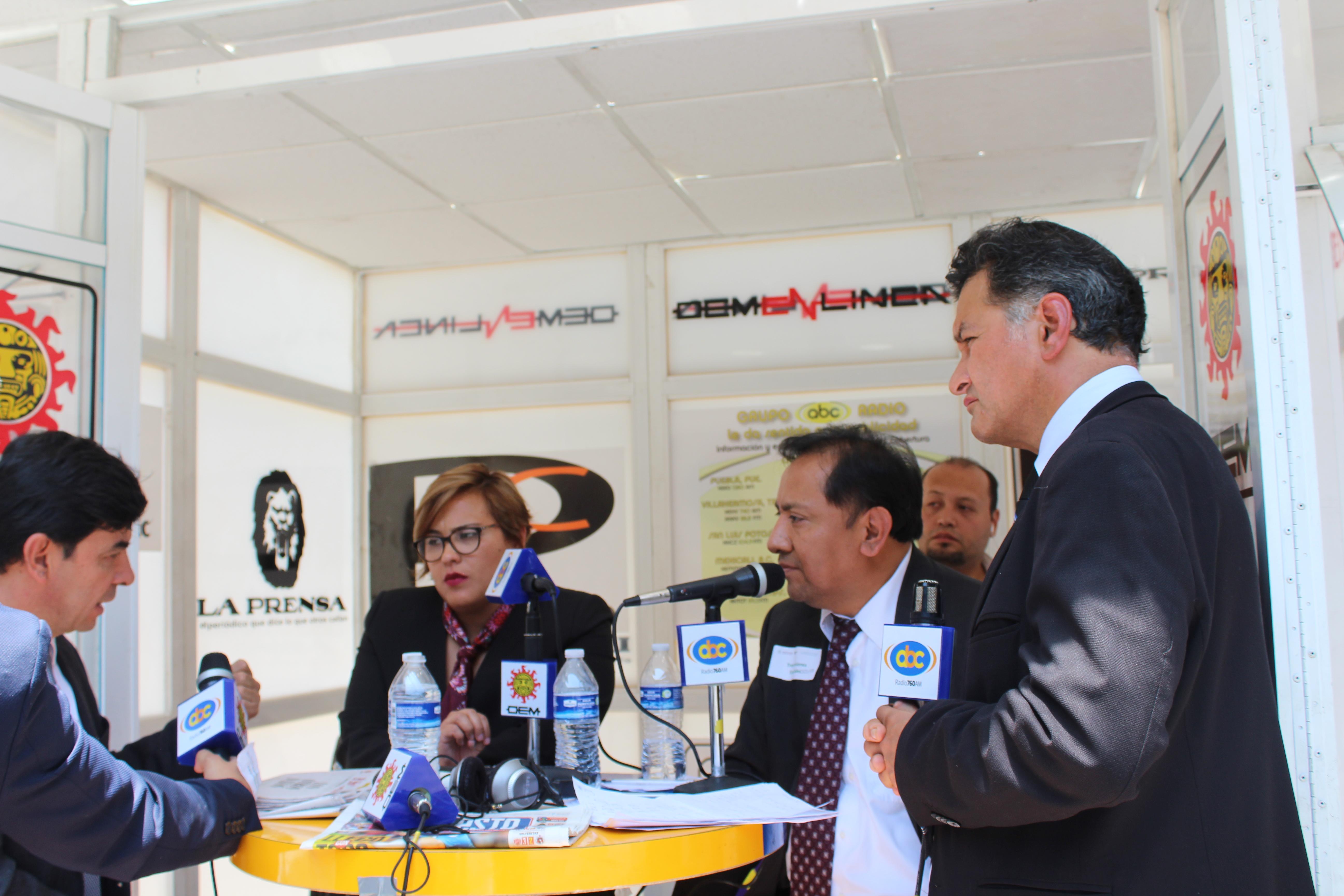 Hay un trabajo preciso y detallado para sacar al país adelante: Jesús Ramírez Cuevas