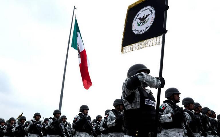 Todo listo para el debut de la Guardia Nacional en desfile militar