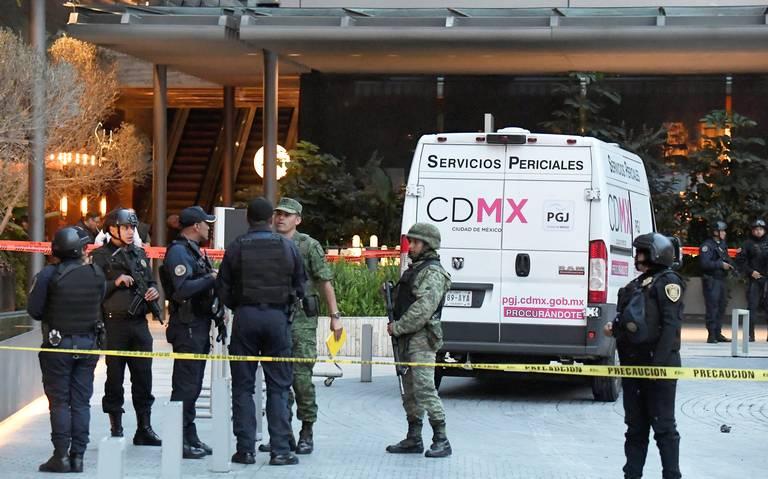 Orden de matar a israelíes en Plaza Artz vino de Jalisco