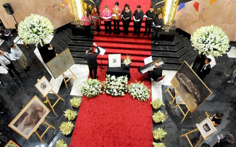 México da emotivo adiós a Francisco Toledo
