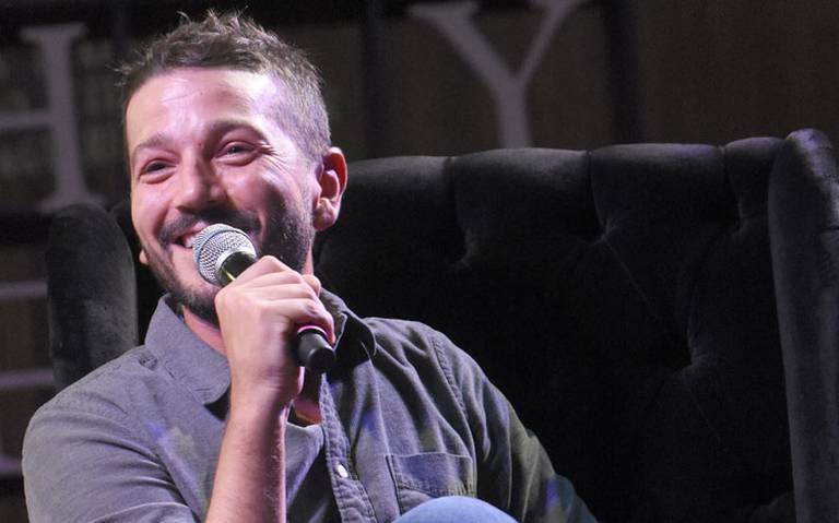 Diego Luna lleva El Día Después al Hay Festival