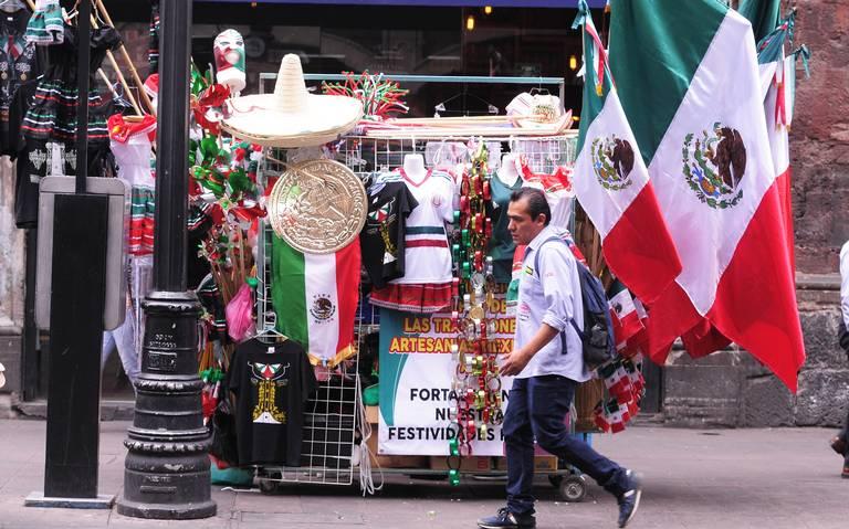 Empresa mexicana lucha contra banderas chinas