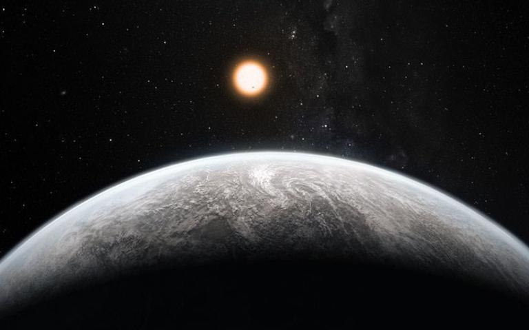 ¡Descubren agua en un exoplaneta habitable!