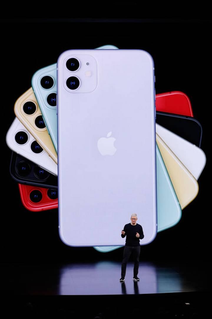 En Apple Event presentan el nuevo iPhone 11 y este será su precio