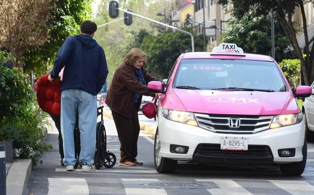 Cuidan en tiempo real viajes en taxis