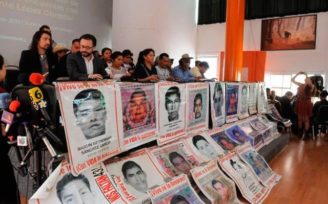 CNDH lamenta liberación de policías vinculados al caso Iguala
