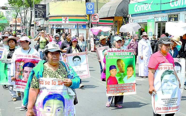 Queda libre El Gil, relacionado con caso Ayotzinapa