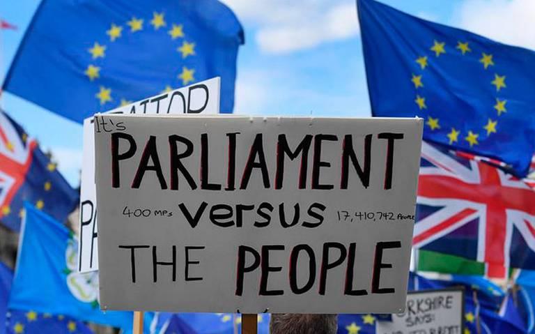 Gran Bretaña perdería 16 mmdd por Brexit sin acuerdo, alerta ONU