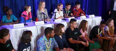 Jóvenes demandan a cinco países por inacción contra el cambio climático