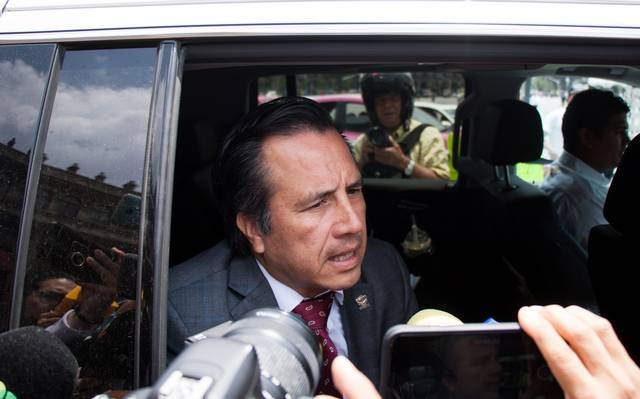 Cuitláhuac García acusará a exfiscal de Veracruz