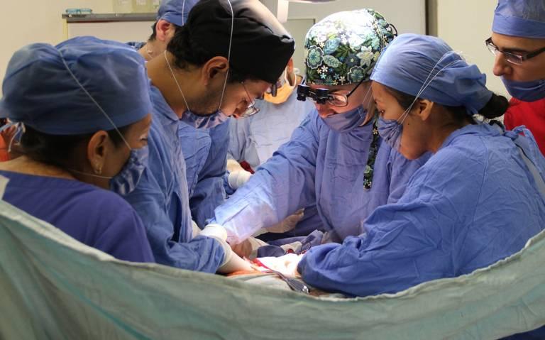 Esperan transplante de órgano 22 mil mexicanos