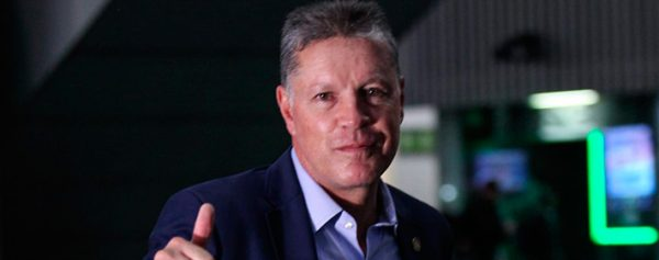 Ya hay candidato para suplir a Ricardo Peláez