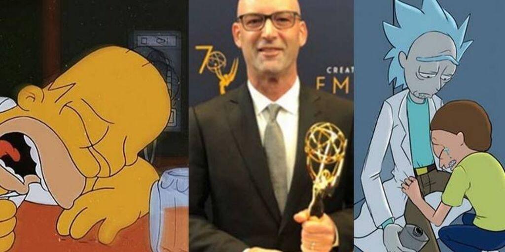 Muere productor de los Simpsons, J. Michael Mendel