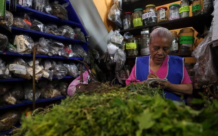 Los cuidados ancestrales de la herbolaria