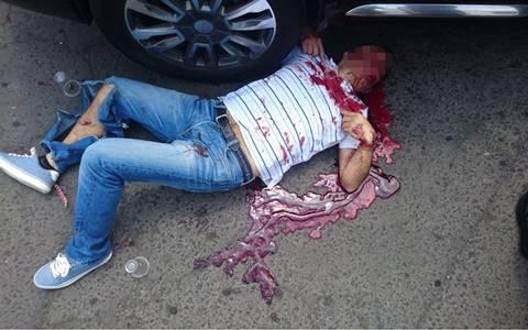 Ejecutan a hombre en la carretera México-Texcoco
