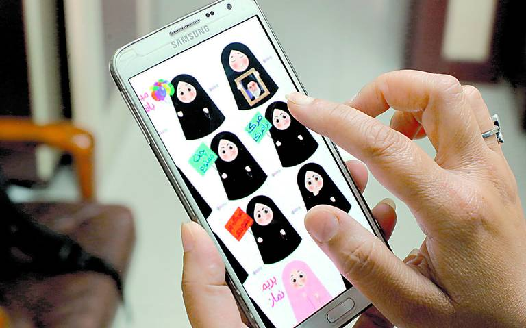 Convertirse en emoji, la nueva moda en redes sociales