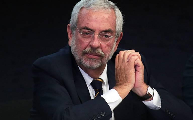 Enrique Graue busca reelegirse como rector de la UNAM