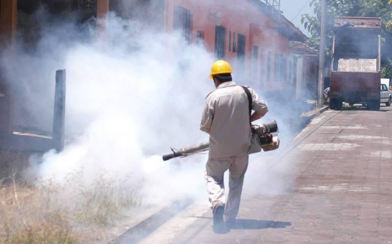 SSA rechaza que haya epidemia de dengue
