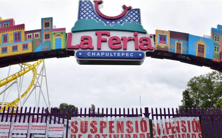 Feria de Chapultepec niega dar más información sobre atención a víctimas