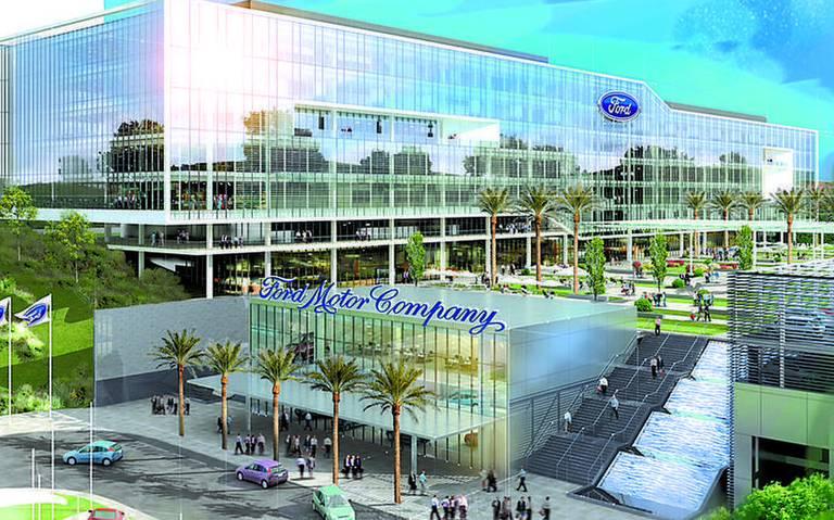 Ford construye un centro tecnológico en el Edomex
