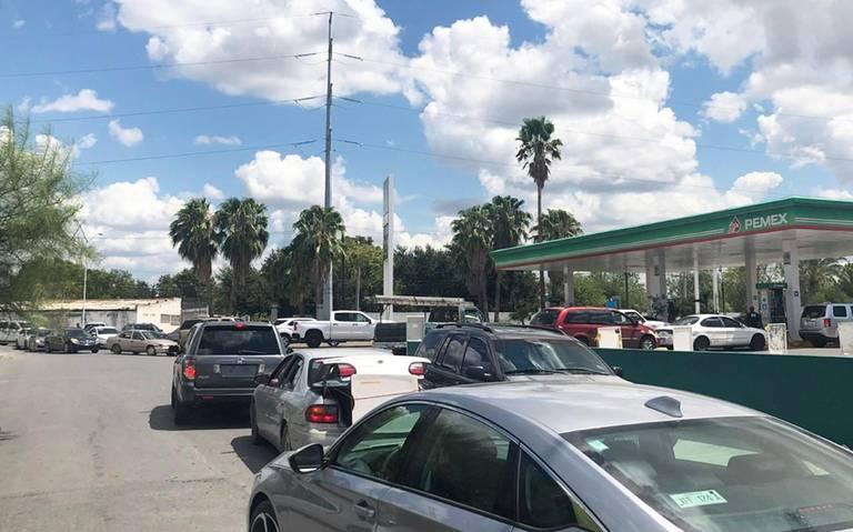Empresarios exigen ayuda por amenazas contra gasolineros en Nuevo Laredo