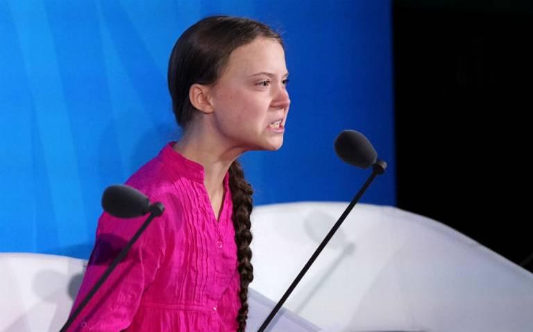 """""""¿Cómo se atreven? ¡Han robado mis sueños y mi niñez!"""", dice Greta Thunberg en la ONU"""