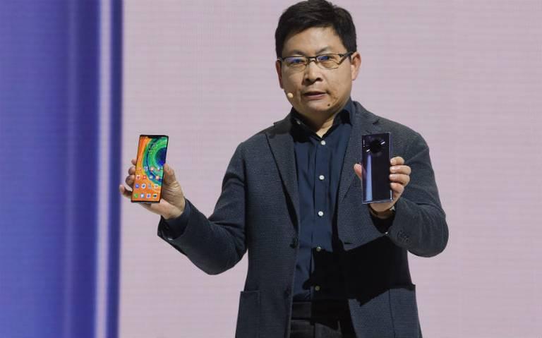 Huawei lanza su primer smartphone sin aplicaciones Google